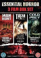 Essential Horror Boxset, the [DVD] [Import]