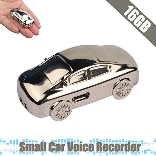 Coche Grabadora De Voz,Audio Activada Por Voz y Función De Reproducción para Conferencias Reuniones Entrevistas Música