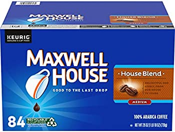 84-Count Maxwell House Coffee Blend K-Cups