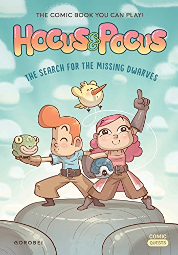 Hocus & Pocus: The Search for the Missing Dwarves: The Comic...