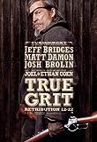 True GRIT - Jeff Bridges – Movie Wall Art Poster Print