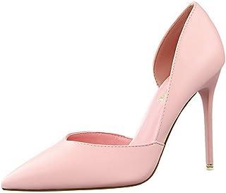 BalaMasa Womens APL12187 Pu Heeled Sandals
