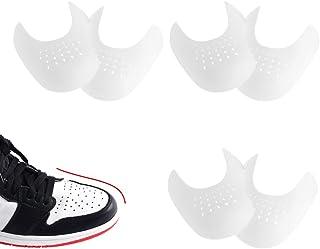 HONGECB 3 Paia Sneaker Scarpa Scudi, Anti-Rughe Protezione per Scudi Toe, Protezioni Contro Le Pieghe delle Scarpe, Legger...