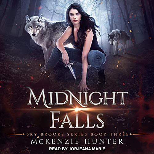 Midnight Falls Audiobook By McKenzie Hunter cover art