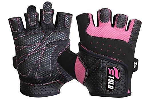 Tylo mujeres del levantamiento de pesas guantes gimnasio CrossFit entrenamiento culturismo Fitness ejercicio, small
