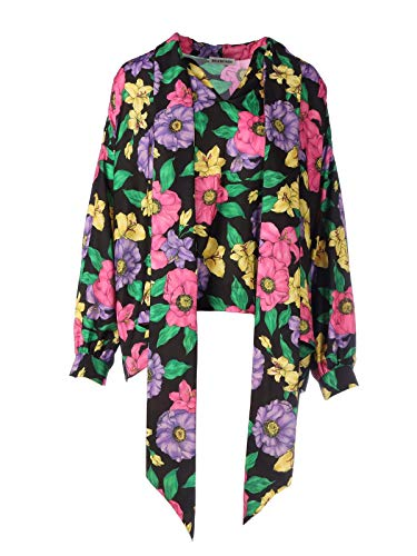 Luxury Fashion | Balenciaga Dames 595072TGLN65261 Zwart Polyester Blouses | Lente-zomer 20
