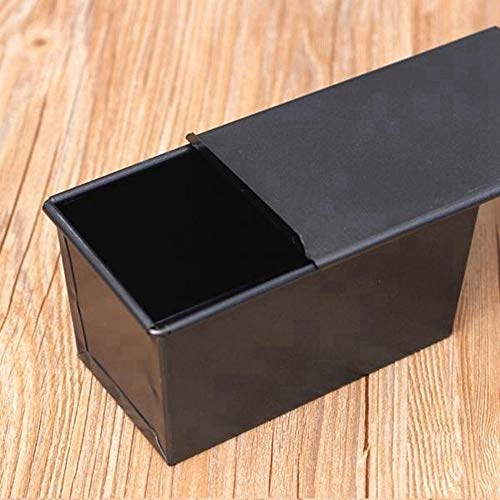 NIEFENG Non Stick Rectangle Kitchen Tools Loaf Pan Bakeware Toast Box Baking Mold Cake Mold(1000g)