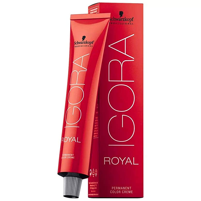 カビマッサージやろうSchwarzkopf Igora Royal Permanent Color Creme (6-88) by Schwarzkopf