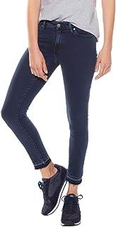 Calça Jeans Levis 711 Skinny Feminino Escura