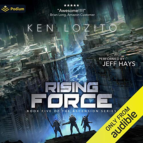 Rising Force: Ascension, Book 5
