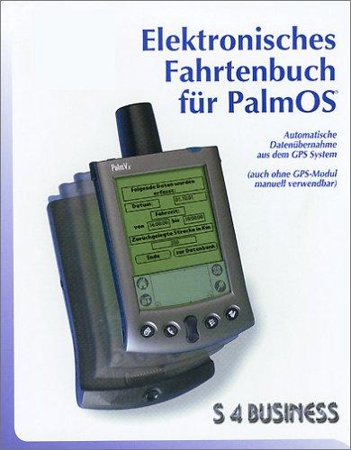 Elektronisches Fahrtenbuch für PalmOS (Palm)