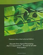Discrete-Time Signal Processing: Pearson New International Edition by Ronald W. Schafer (author) Alan V Oppenheim (autho...