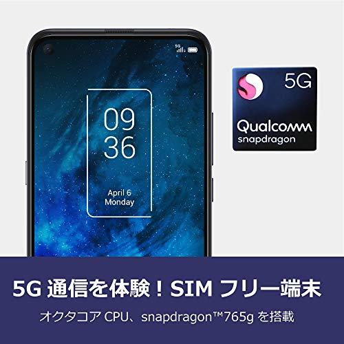 51JYPg9i zL-TCLが「TCL 20 5G」と「TCL 20 SE」の2種類のスマートフォンを発表