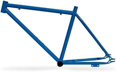 Riscko 001l Cuadro Bicicleta Personalizada Fixie Talla L