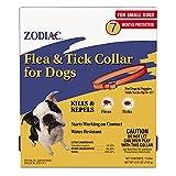Zodiac Flea and Tick Collar for Small Dogs, 15'