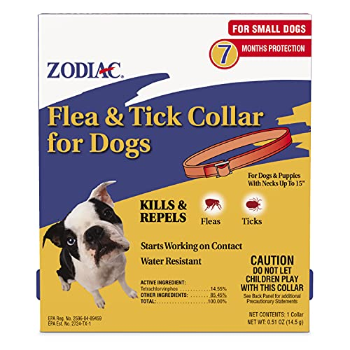 Zodiac Flea & Tick Dog Collar