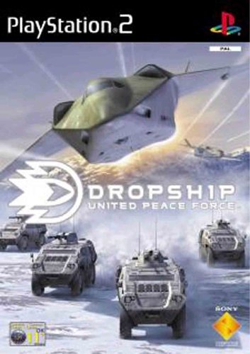 Dropship - United Peace Force [PlayStation2]