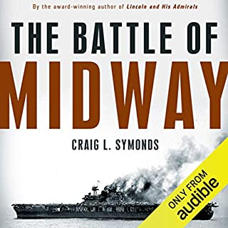 Couverture de The Battle of Midway (Pivotal Moments in American History)