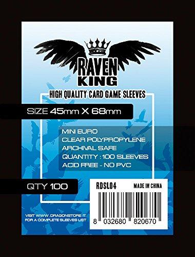 Raven- Bustine Protettive, 6.8 x 4.5 cm, RDSL04