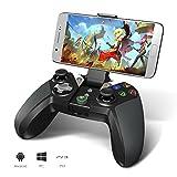 Game Controller Gamepad, GameSir G4s Bluetooth Wireless Game Controller Joystick für Android / Windows / Tisch / PS3 / TV