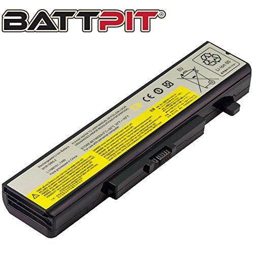 BattPit Laptop Battery for Lenovo L11M6Y01 L11L6Y01 L11S6Y01 L11P6R01 B480 B490 B580 G480 G485 G580 G585 IdeaPad Z580 Y580 - High Performance [6-Cell/4400mAh/49Wh]