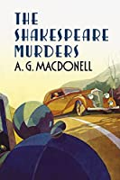 The Shakespeare Murders (Fonthill Complete A. G. Macdonell)