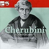 Cherubini: Six Sonatas for Piano (2012-05-03)