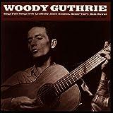 Woody Guthrie Sings Folk Songs von Woody Guthrie