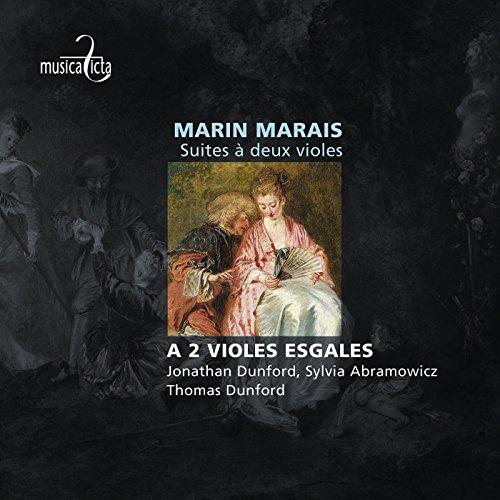 Marais: Suites Para Dos Violas / A 2 Violes Esgales