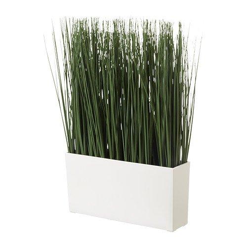 Ikea FEJKA -Künstliche Topfpflanze mit Topf Gras