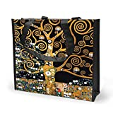 Goebel Der Lebensbaum - Einkaufstasche Artis Orbis Gustav Klimt Bunt Kunststoff 67061051