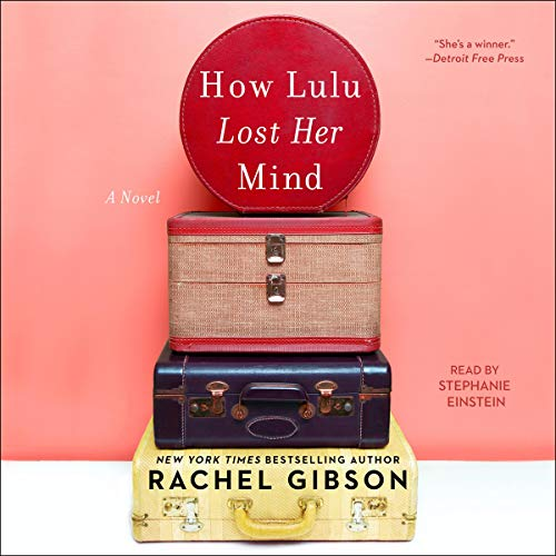 How Lulu Lost Her Mind audiobook cover art