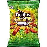 Doritos Tortilla Chips Dinamita Chile Limon Bag, Chili Lemon, 10.75 Ounce