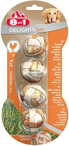 8in1 - 107798 - Delights Balles S - Pack de 6