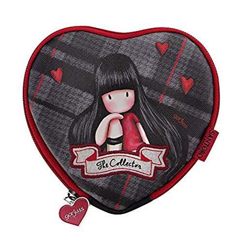 Tartan hjärta handväska - samlare