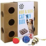 "Me & My Pets - Interaktive Katzen-Spielbox ""Peek & Play"""