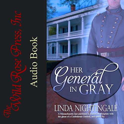Her General in Gray audiobook cover art