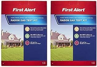 Radon Test Kit - Pack of 2