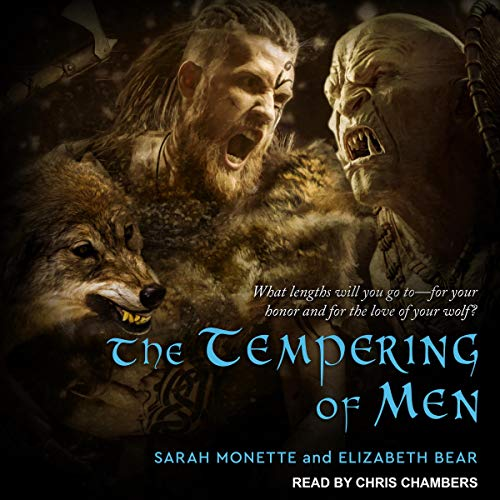 The Tempering of Men audiobook cover art