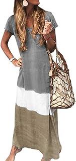 Amazon Fr Crochet Longue Robes Femme Vetements