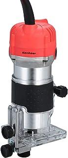 comprar comparacion Fresadora para madera pequeña electrica,fresadoras madera Enrutador electrico Trim Router Recorte Ranurado 220V 800W 30000...