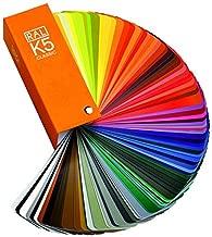 RAL K5 gloss version color chart