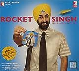 Rocket Singh - Salesman of the Year (New Hindi Film / Bollywood Movie CD)