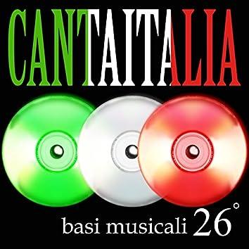 Canta Italia, Vol. 26 - basi musicali