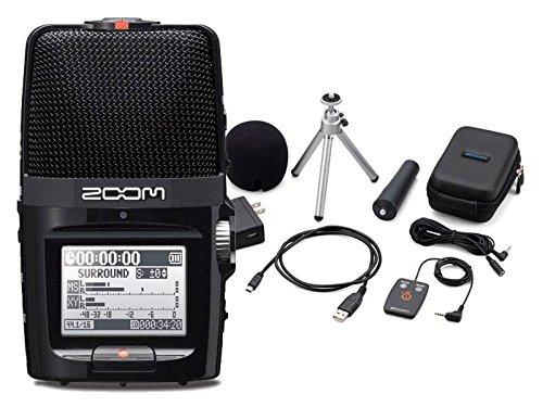 Set Zoom H2N + APH-2N