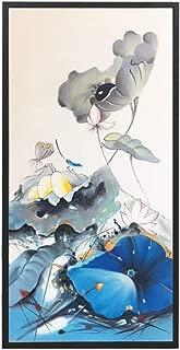 SUMIANYH 100/% Handgemalte /Ölgem/älde Reine Handgemalte /Ölgem/älde Moderne Minimalistische Federleichte Luxus Malerei Veranda Senkrechte Dekorative Malerei Wohnzimmer Hintergrund Wandmalerei 30 /× 50 cm