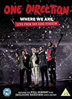 One Direction - Where We Are: Live From San Si