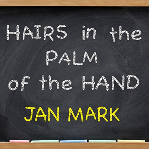 Hairs in the Palm of Your Hand audiobook cover art