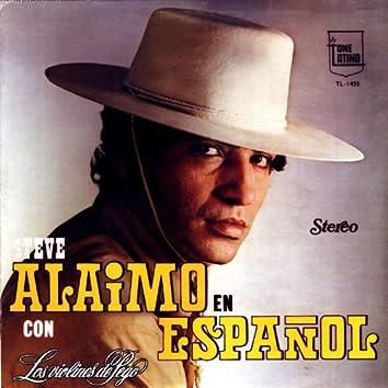 Steve Alaimo en Espanol