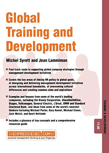 Global Training & Develpmnt 11.2 - T & D: Training and Development 11.2